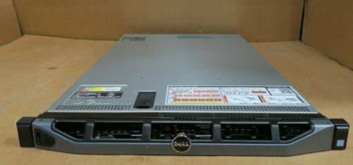 Dell PowerEdge R630 2x 8-Core E5-2640 v3 2.6GHz 128GB 4x 1TB SATA Rack Server